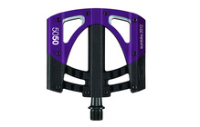 Crank Brothers 5050 3 Pedal violett